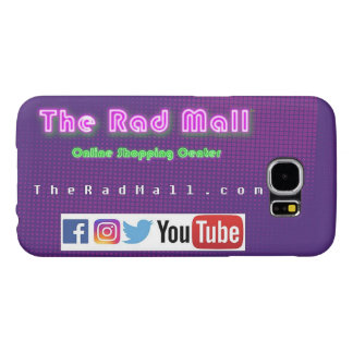 "The Rad Mall ""Website"" Phone Case"