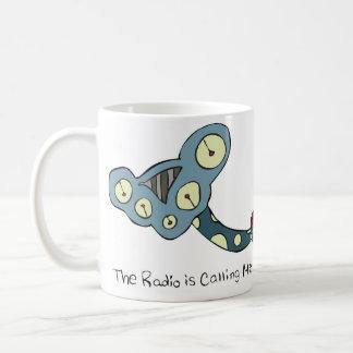 The Radio is Calling Me Mug! Coffee Mug
