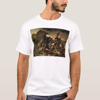 The raft of the jellyfish - Géricault T-Shirt