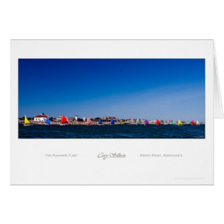The Rainbow Fleet, Nantucket Card