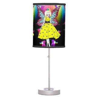 The Rainbow Unicorn Fairy Table Lamp