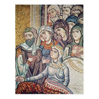The Raising of Jairus's Daughter Postcard