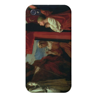 The Raising of Lazarus, 1857 iPhone 4/4S Cases