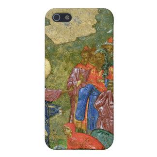 The Raising of Lazarus, Russian icon iPhone 5 Case