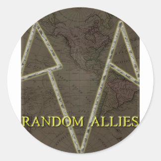 The Random Allies Sticker