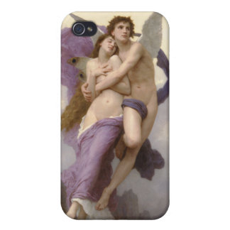 The Rapture of Psyche iPhone 4 Case