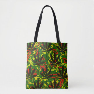 The Rasta Life... Tote Bag
