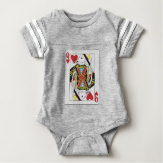 The Rat of Hearts Baby Bodysuit