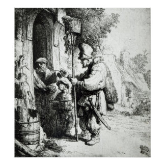 The Ratcatcher, 1632 Poster