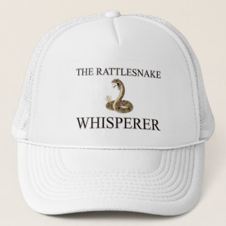 The Rattlesnake Whisperer Trucker Hat