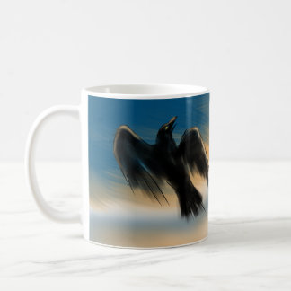 THE RAVEN 3 COFFEE MUG