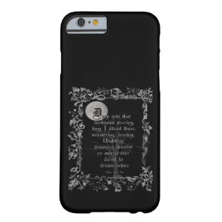 The Raven Barely There iPhone 6 Case
