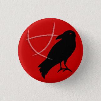 The Raven Boys Pin Button