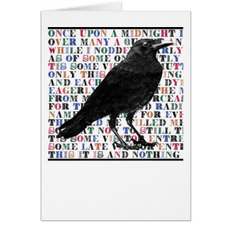 The Raven Card