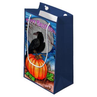 The Raven Happy Halloween Gift Bag