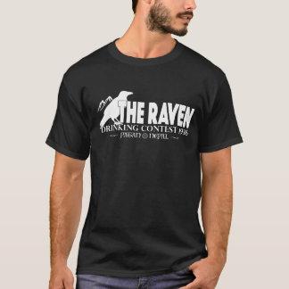 The Raven Indiana Jones inspired Mens dark T-shirt