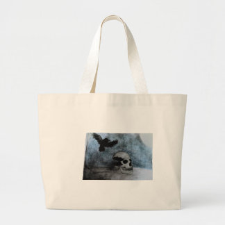 The Raven Large Tote Bag