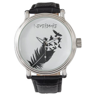 The Raven, Nevermore Wrist Watches
