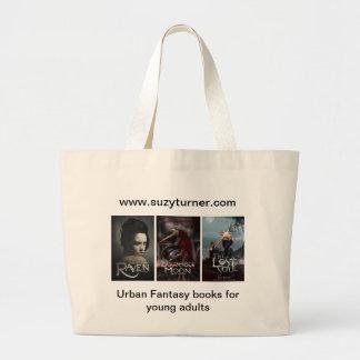 The Raven Saga Tote Bag