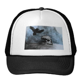 The Raven Trucker Hat