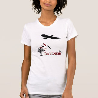 The Ravenkin Ladies' Specialty T-Shirt