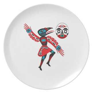 The Ravens Chant Plate