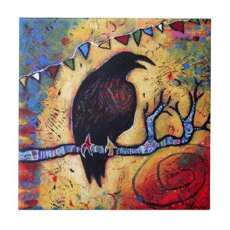The Raven's Gift Tile