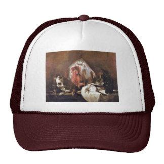 The Rays By Chardin Jean-Baptiste Siméon (Best Qua Hats