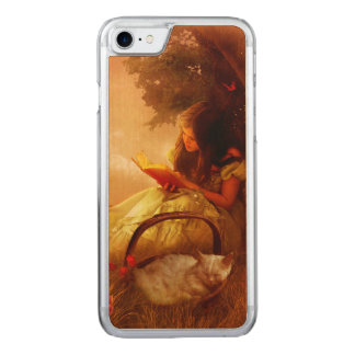the reader carved iPhone 8/7 case