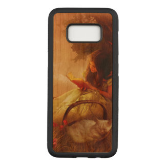 the reader carved samsung galaxy s8 case