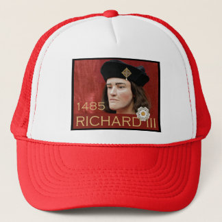 The real McCoy Richard III Trucker Hat