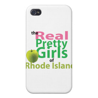 The Real Pretty Girls of Rhode Island iPhone 4/4S Cover