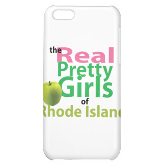 The Real Pretty Girls of Rhode Island iPhone 5C Case