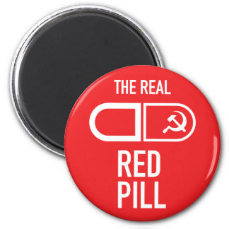 The Real Red Pill Magnet