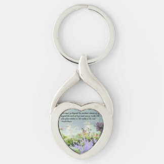 The Realm of the Soul Keychain