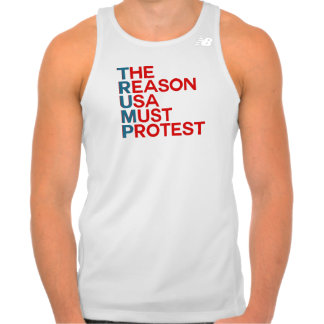 The Reason USA Must Protest Tank Top