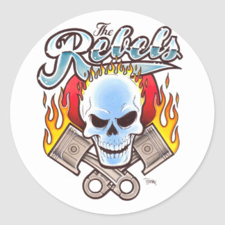 The Rebels Sticker
