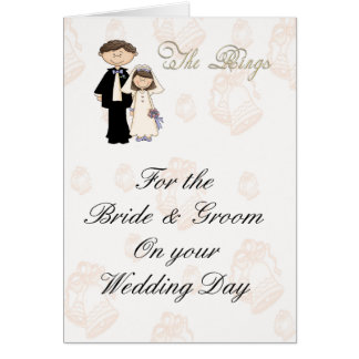 The Reception Card
