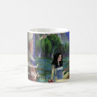 The Record Keeper's Wife Mug