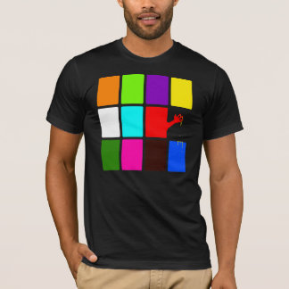 The Rectangle Cage 1 T-Shirt
