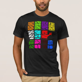 The Rectangle Cage 3 T-Shirt