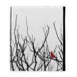 The Red Bird by Leslie Peppers iPad Folio Covers