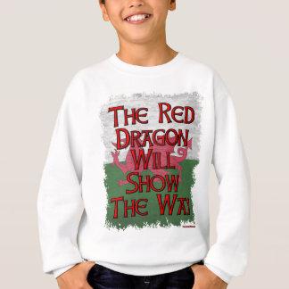 The Red Dragon Sweatshirt