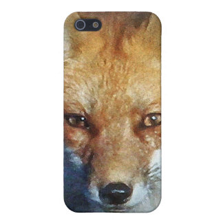 The Red Fox i- / i s Cover For iPhone 5/5S
