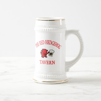 The Red Hedgehog Tavern - Vienna Beer Stein