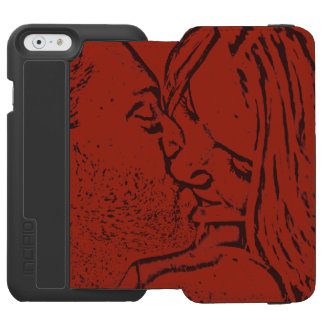 The Red Kiss Incipio Watson™ iPhone 6 Wallet Case