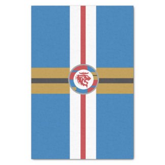 The Red Lion Tissue Paper