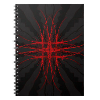 """The Red"" Notebook"