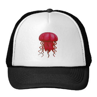 THE RED ONE TRUCKER HAT