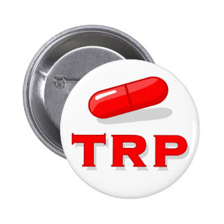 The Red Pill 2 Inch Round Button